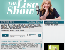 Interview: The Lisa Valentine Clark Show